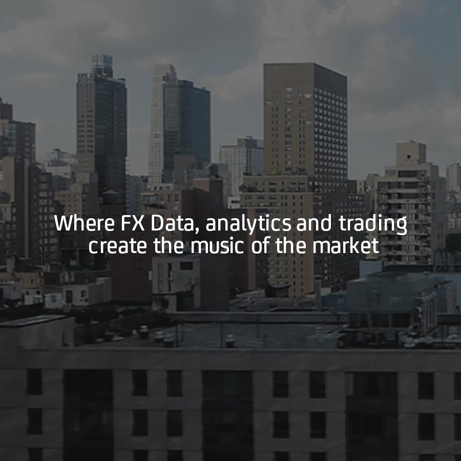 City Scape - Where FX Data, analytics and trading create the music of the market
